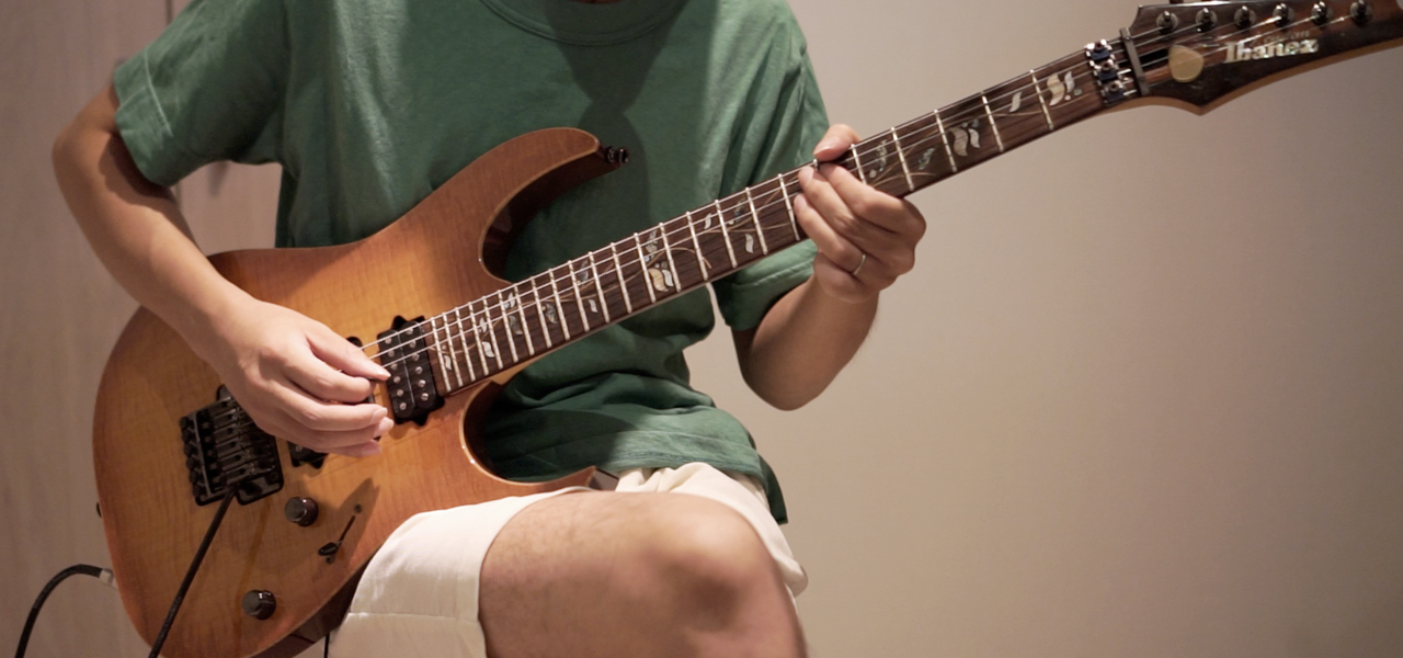 学べるギターテクニックの一覧
