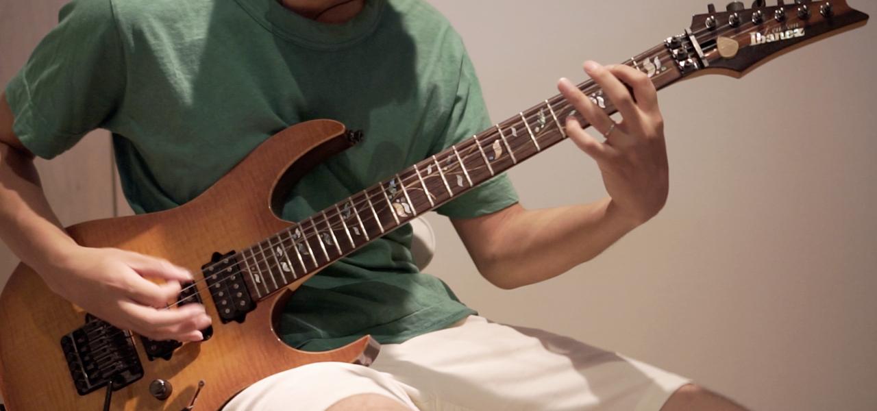 ギター練習課題曲